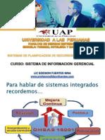 Sistemas de Planificacion de Recursos Empresariales -02