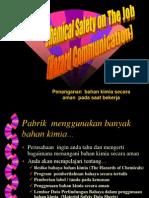 Haz Com Trg in Bahasa
