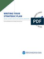 Writing Your Strategic Plan