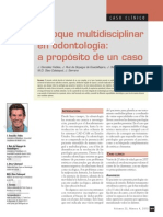 SEPA caso clínico r. estética