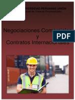 Negociaciones Comerciales y Contratos Internacionales