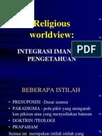 70220317 261011 Religious Worldview Pdt Dr Aristarchus Sukarto