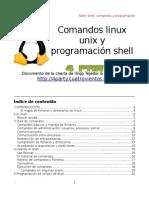 Shell Linux Programacion