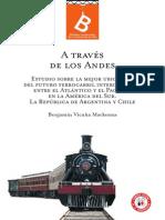 Vicuna Mackenna a Traves Andes