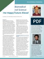 Integrating Biomedical and Behavioral Science