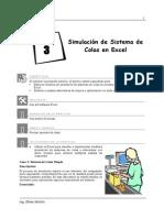 Laboratorio 03 - Simulación de Sistemas de Colas en Excel (1)
