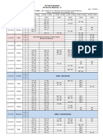 Sem-II (2013-15) MBA Time Table Upto End Sem