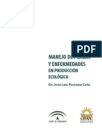Manejo de Plagas y Enfermedades en Huerta Ecologica
