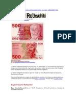 El Imperio Financiero Global de La Casa Rothschild