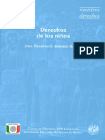 Joel Jimenez - Derechos de los niño - UNAM.pdf