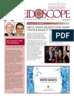 KALEIDOSCOPE - SPRING 2014 EDITION