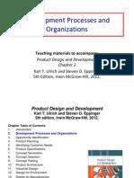 2 Development Processes and Organizations