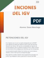 Retenciones Del Igv