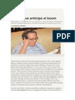 Ezequiel Martínez - El libro que anticipó el Boom.
