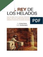 Enrique Symns. El Rey de Los Helados