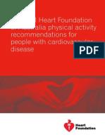 Actividad Fisica Recomendada Para Las Enfermedades Cardiacas