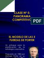 Clase 5, Las 5 Fuerzas de Porter