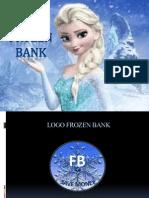 Azleen Ain Ikin Frozen Bank - 1