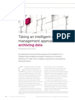 Applying Data Management to Archives[1]