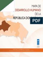 PNUD - Mapa de Desarrollo Humano de La Rep Dominicana