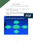 Workload Manegment