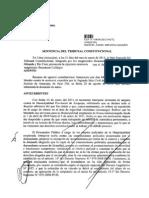 Resolucion Tribunal Constitucional Arequipa 1