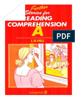 Longman Further Stories for Reading Comprehension a - 84p