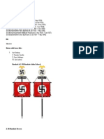 SS Standarten, Reiterstandarten and Allegemeine SS and SS-Polizei Units (Incomplete)