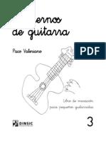 Cuaderno de Guitarra 3