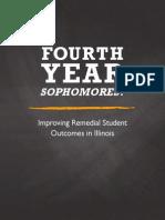 Fourth Year Sophomores?