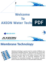 How Do Reverse Osmosis Membrane Elements Work?