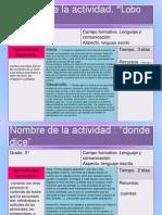 Fichero de Lenguaje y Comunicacion