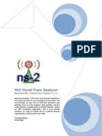 Ns2 Visual Trace Analyzer Manual