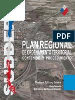 Plan Regional Ordenamiento