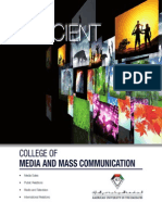 College of Media and Mass Communications, AUE