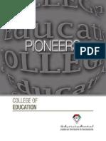 College of Education, AUE