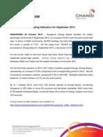 [FINAL] Media Release - Operating Indicators for September 2013