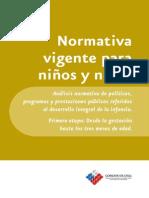1 Normativa Vigente Para Ninos (1)