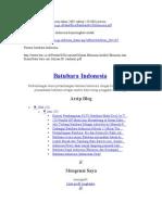 Produksi Batubara Indonesia Tahun 2005 Hampir 150