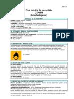3 Al Ro Fisa de Securitate - Oxigen Lichid Criogenic20763