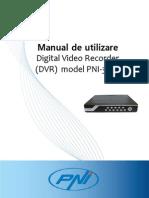 Manual Pni3708