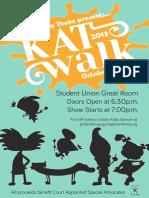 katwalk poster final