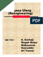 Sw Reengineering