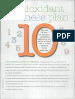Antioxidant Wellness Plan