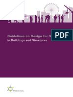 DFS in Buildings and Structures - Guidelines Nov 08