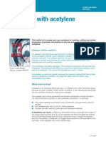 168812287 Acetylene Safety PDF