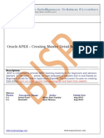 Oracle APEX Lab3 Creating Data Forms