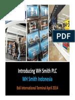 WHSmith Indonesia Shortened Presentation Mar 2014
