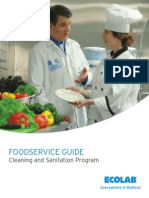 Food Service Guide April 2013