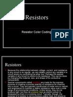1 Resistors